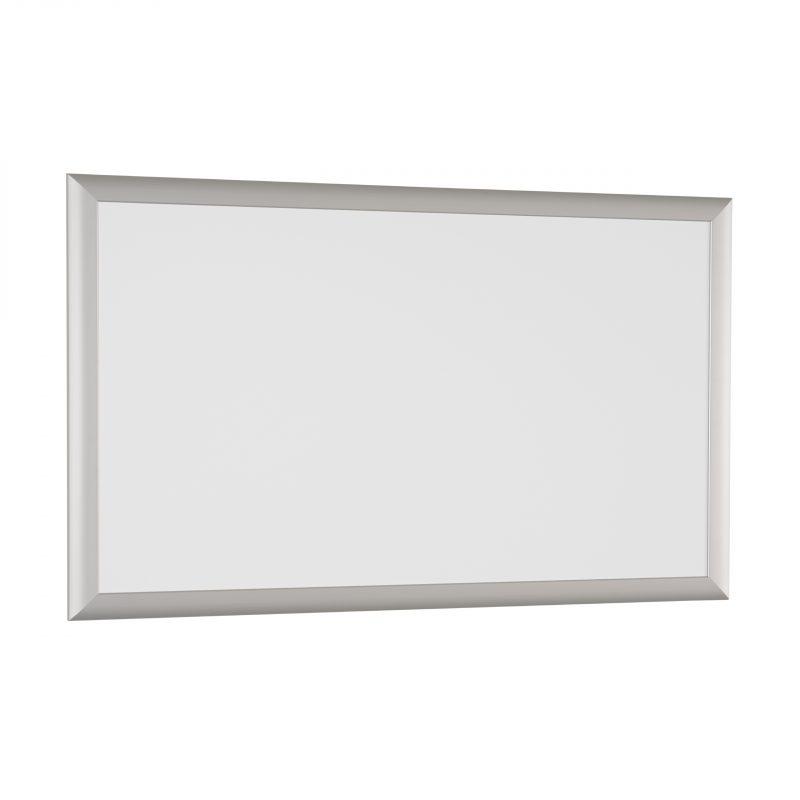 Aushangtafel Serie PUBLIC | weiße Rückwand